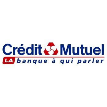 Module de paiement sécurisé CMCIC banque Crédit Mutuel 1 à 4 fois sans frais