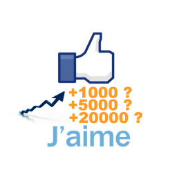 comment augmenter nombre j'aime facebook