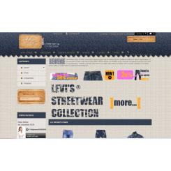 Prestashop streetwear 1.4.5.1