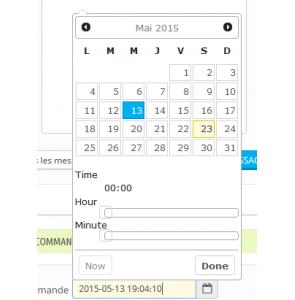 Ajouter un champs date datepicker dans l'administration des commandes de votre boutique Prestashop 1.6